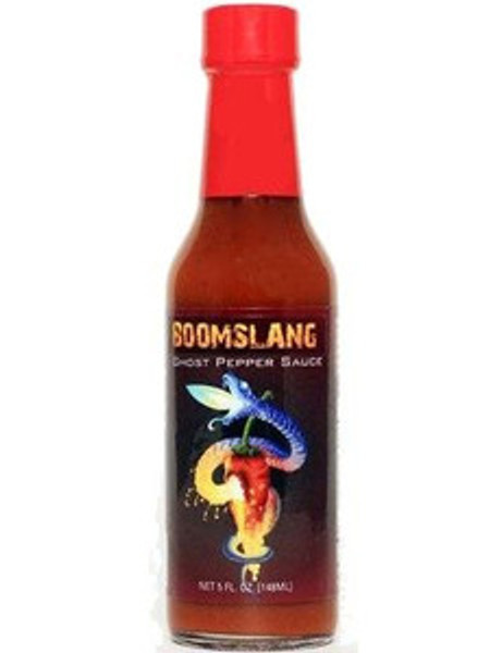 Boomslang Ghost Pepper Sauce