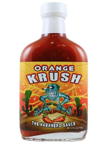 Orange Krush Hot Sauce