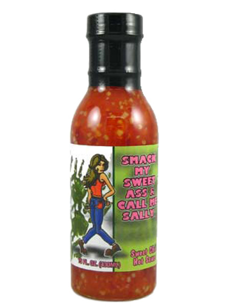 Smack My Sweet Ass & Call Me Sally Hot Sauce