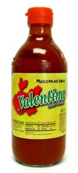 Valentina Hot Sauce   12 oz.