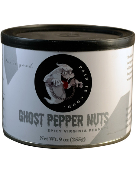 Pain Is Good Ghost Pepper Nuts
