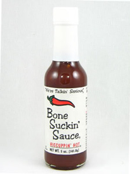 Bone Suckin' Habanero Hot Sauce