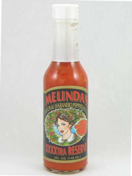 Melinda's XXXXtra Hot Reserve Habanero Hot Sauce