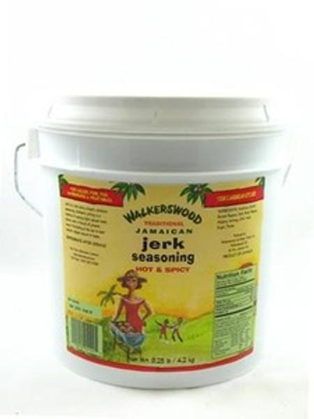 Walkerswood Jamaican Jerk Seasoning Bucket | 9.25 lbs