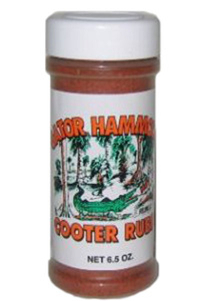 Gator Hammock Cooter Rub