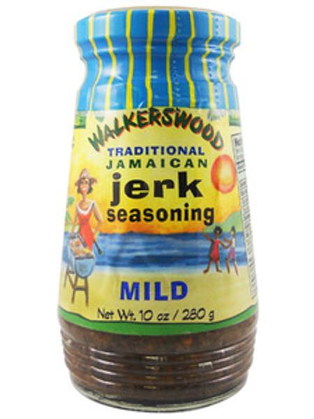 Walkerswood Mild Jamaican Jerk Seasoning | 10 oz.