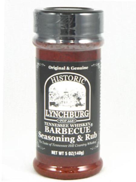 Historic Lynchburg Tennessee Whiskey BBQ Seasoning & Rub