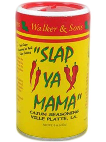Slap Ya Mama Original Cajun Seasoning   8 oz.