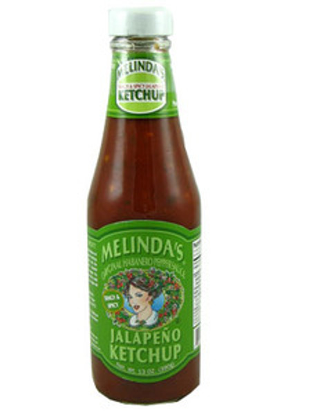 Melinda's Tangy & Spicy Jalapeno Ketchup