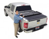 Man folding New TRUXEDO DEUCE TONNEAU COVER