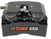Front View New Curt 20K Q20 5TH WHEEL HITCH WITH RAM PUCK SYSTEM LEGS