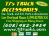 BW GNRK1000 TJ's Truck Contact Details