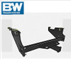 "BW 16K Receiver Hitch 25198 1972-93 Dodge W / 10"" step Bumper"