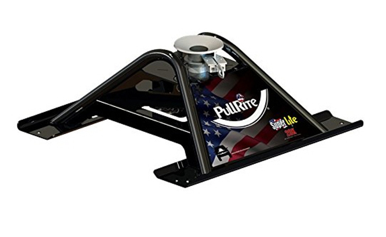 Pullrite 2600 Superlite 5th Wheel Hitch For Goose Neck Ball