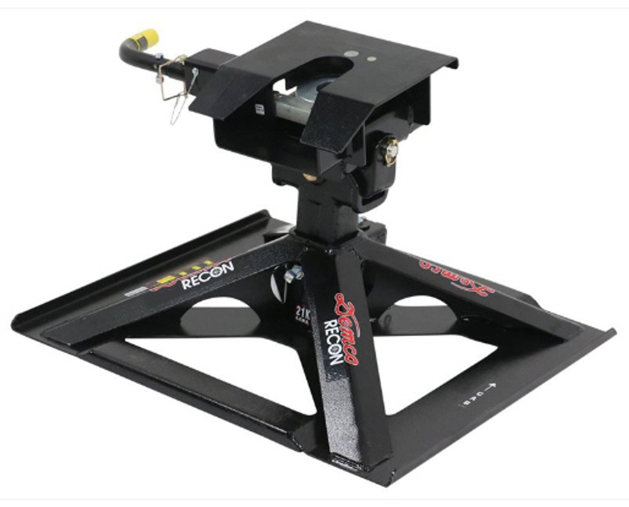 Fifth Wheel To Gooseneck Hitch >> New Demco 5th Wheel Hitch For Goose Neck Ball Dm8550045