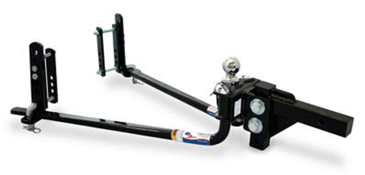 Anti Sway Hitch >> Fastway E2 Round Bar Anti Sway Weight Distribution Hitch Tj S