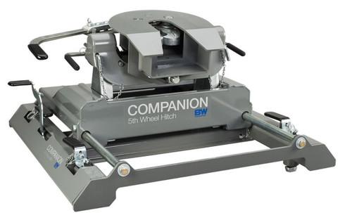 B+W Companion RVK 3770 For 2016-2019 GM OEM Slider 5th Wheel Hitch