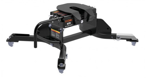 New Curt 16K E16 5TH WHEEL HITCH WITH RAM PUCK SYSTEM LEGS