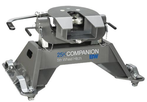 B+W RVK3705 GM OEM 25K Companion Fifth Wheel Hitch