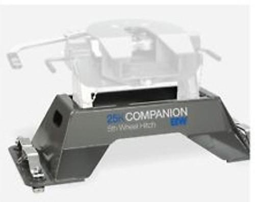 B+W RVB3705 Companion 25K 5th Wheel Trailer Hitch  Base
