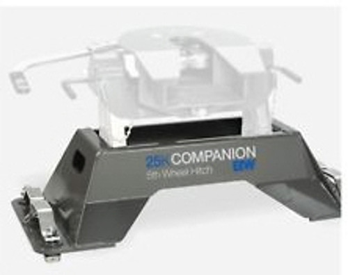 B+W RVB3705 Companion 25K 5th Wheel Trailer Hitch Base