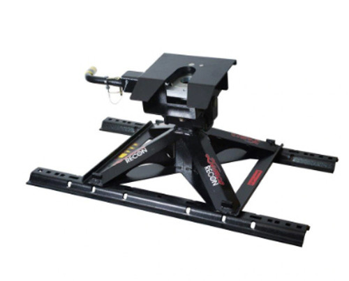 Demco 8550044 RECON 21K 5th Wheel Hitch with Rails