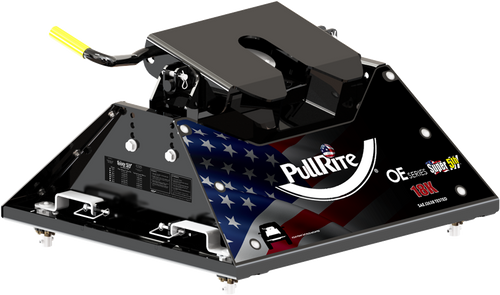 PullRite 1500 18K Super 5th Wheel Hitch Chevy / GMC OEM Puck System