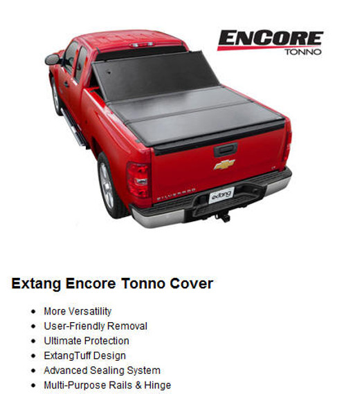 145 Extang Encore Tonneau Covers