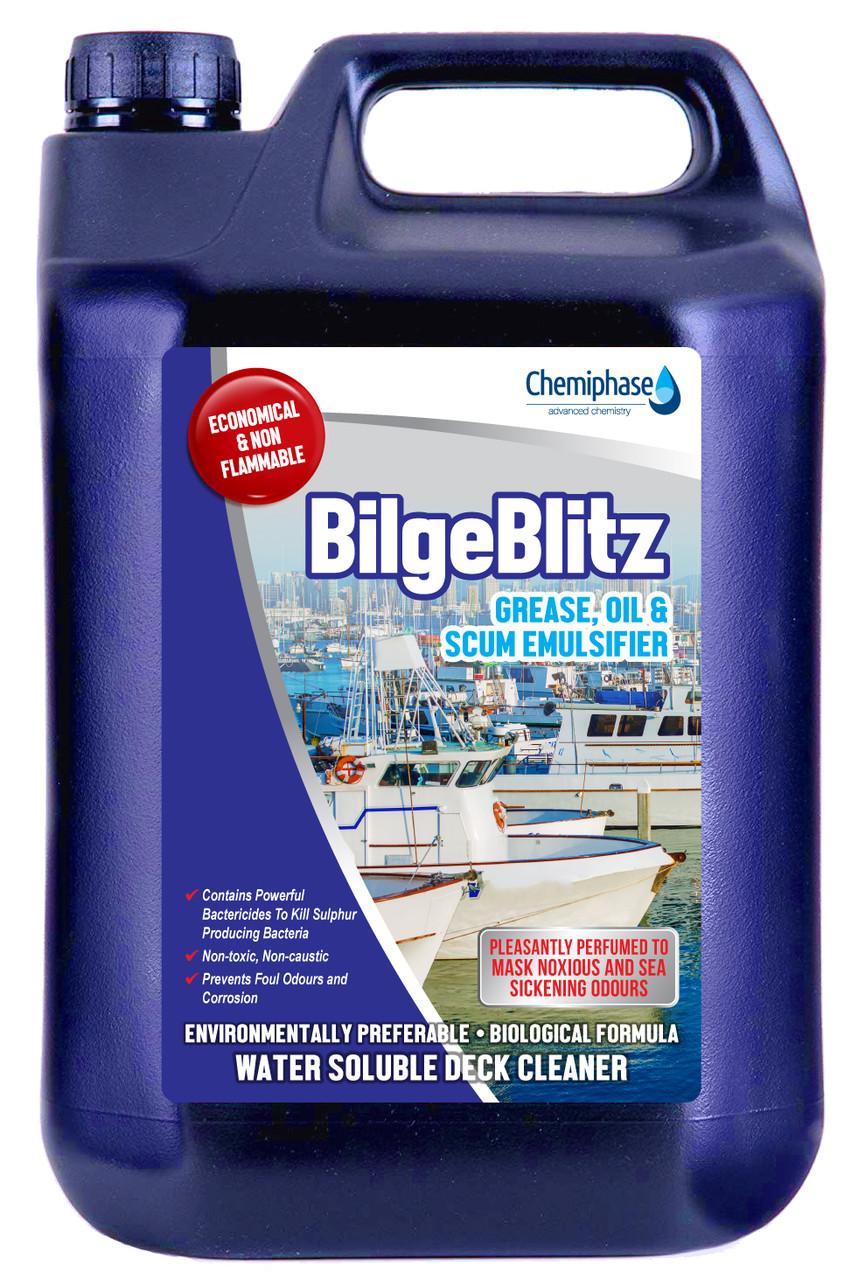 Bilge Cleaner | Best Bilge Cleaner | Deck Cleaner |