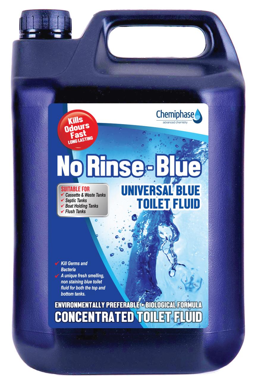 Caravan Toilet Chemicals | Toilet Blue Chemical