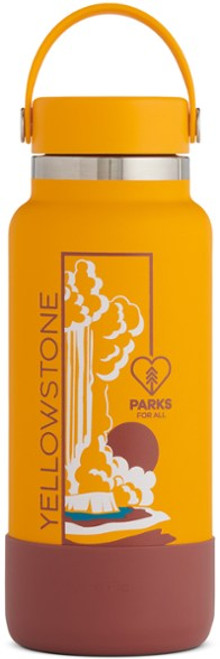 Hydro Flask Yellowstone Wide-Mouth 32oz.