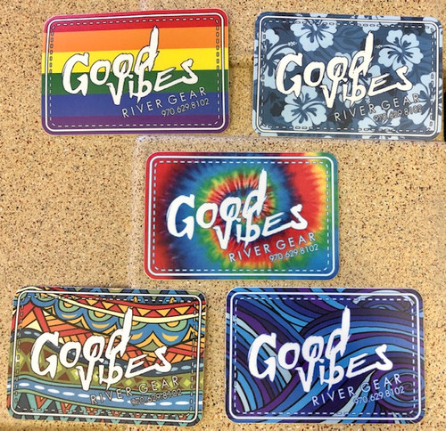 Good Vibes Sticker Pack