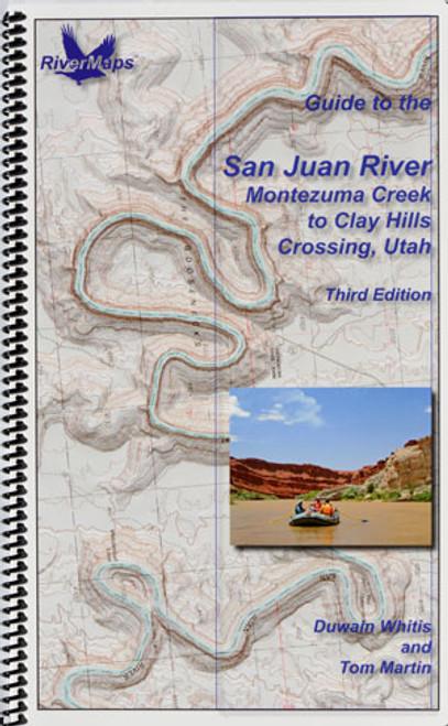Guide to the San Juan River,  Utah