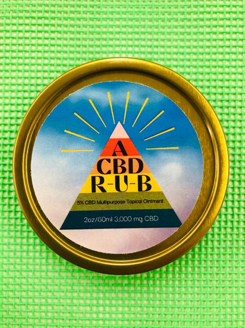 A CBD Rub