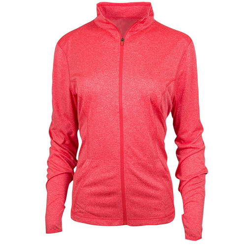 Good Vibes Confluence Jacket Coral