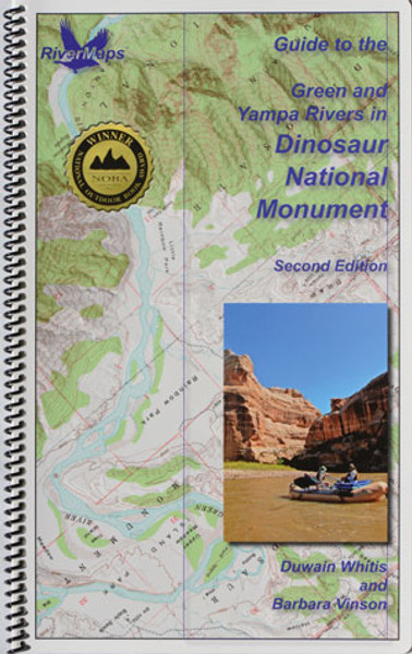 Guide to the Green and Yampa Rivers in Dinosaur National Monument