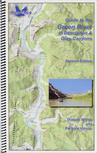 Guide to the Green River in Desolation and Gray Canyons