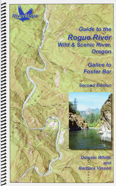 Guide to the Rogue River Wild & Scenic River, Oregon