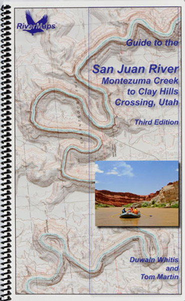 Guide to the San Juan River,  Utah