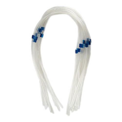 Tygon tube PVC blue-blue (12pcs.)