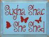 CUSTOM Sugha Shac She Shed 9x12