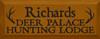 CUSTOM Richards Deer Palace 18x7