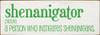 Wood Sign - Shenanigator - Noun - A Person Who Instigates Shenanigans