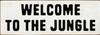 CUSTOM Welcome To The Jungle 10x3.5