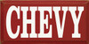 CUSTOM Chevy 9x18