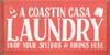 CUSTOM A Coastin Casa Laundry 9x18