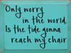 CUSTOM Only Worry In The World... 9x12