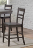 "24"" Steel Gray Barstool - Sold Separately"