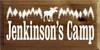 Custom Wood Painted Sign CUSTOM Jenkinson's Camp 18x9 Wood Sign