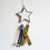 Ski Star Personalized Ornament